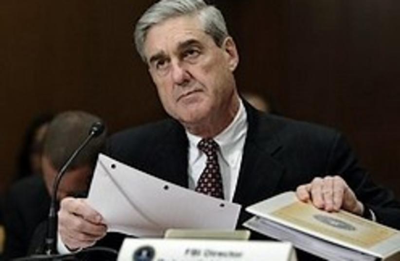 Special Counsel Robert Mueller (photo credit: AP)