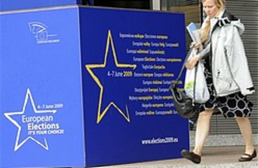 european elections 248.88 (photo credit: AP)