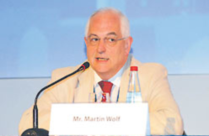 Martin Wolf 88 248 (photo credit: Courtesy)