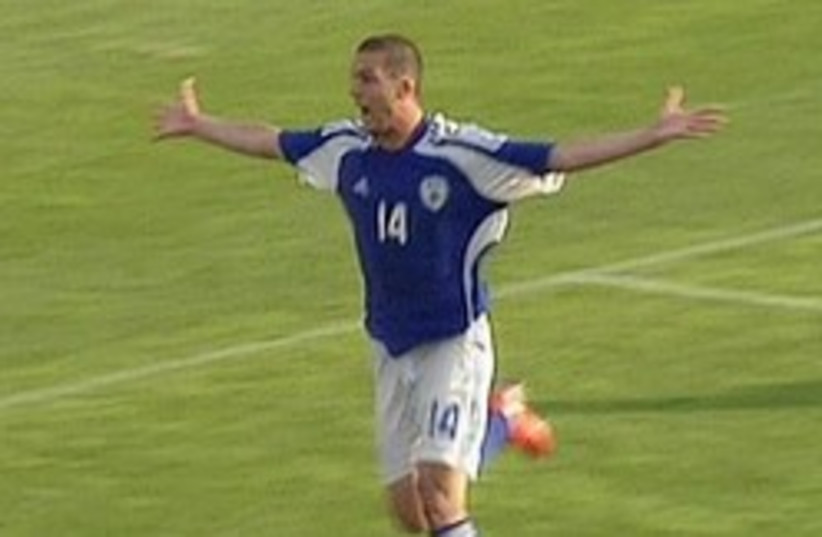 israel youth soccer 248.88 (photo credit: Channel 1)