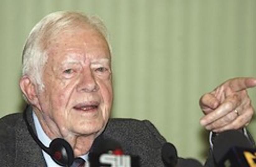 Carter Syria 248.88 (photo credit: AP)