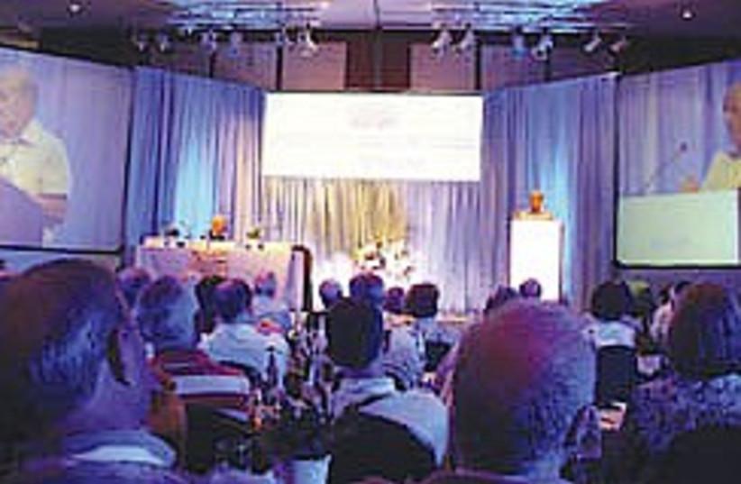 health conference 248.88 (photo credit: Judy Siegel-Itzkovich )