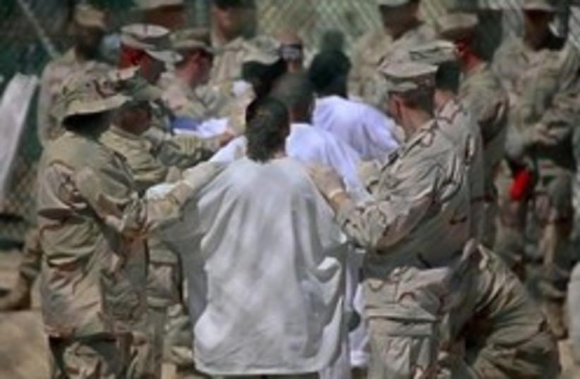 Guantanamo bay 248.88 (photo credit: AP [file])
