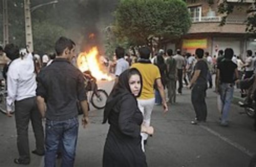 Iran violence 248.88 (photo credit: AP)