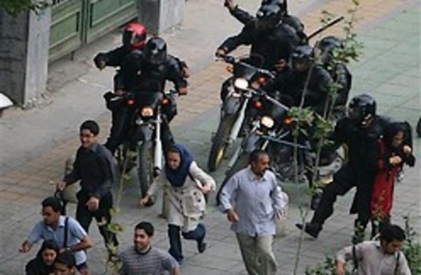 iran election protests great 248.88 (photo credit: AP)