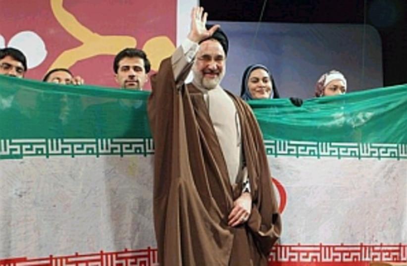 khatami 298 ap (photo credit: AP [file])