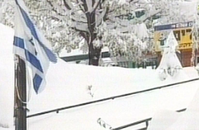 hermon snow 298.88 (photo credit: Channel 1)