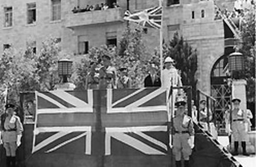 British mandate 88 248 (photo credit: Jerusalem Post Archives)