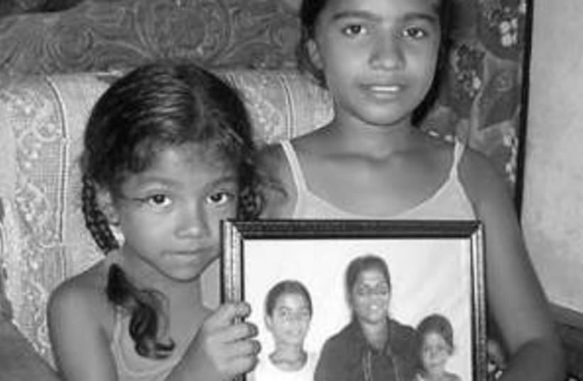 tsunami orphans (photo credit: IsraAID)