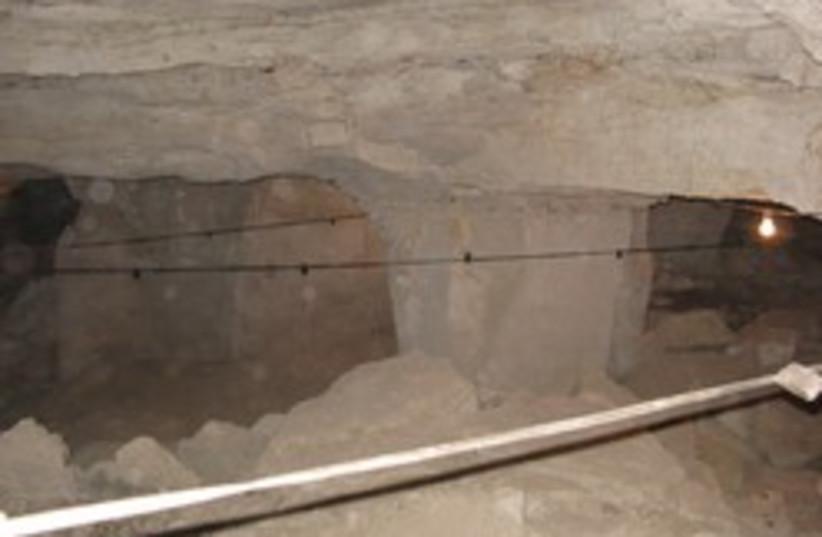 cave  248.88 (photo credit: Courtesy Haifa University)