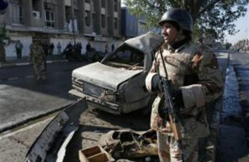 iraq car bomb 298.88ap (photo credit: AP)
