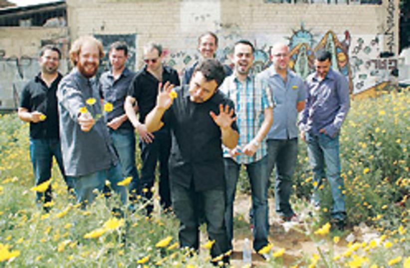 Apples band 88 248 (photo credit: Courtesy)