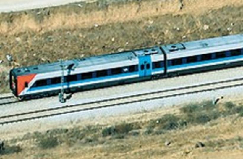 train old 248.88 (photo credit: Ariel Jerozolimski  [file])