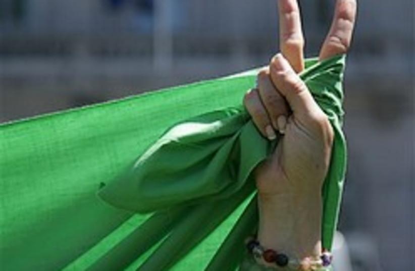 iran victory illustrative 248.88 (photo credit: AP)
