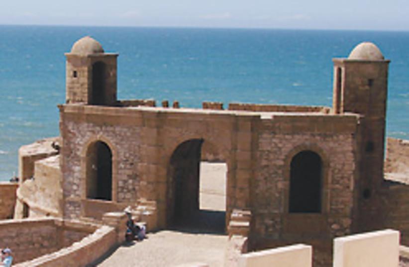 Spanish fortification 88 248 (photo credit: Brett Kline)