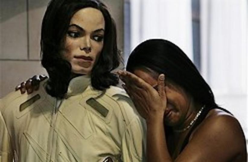 michael jackson dead crying 248.88 ap (photo credit: AP)