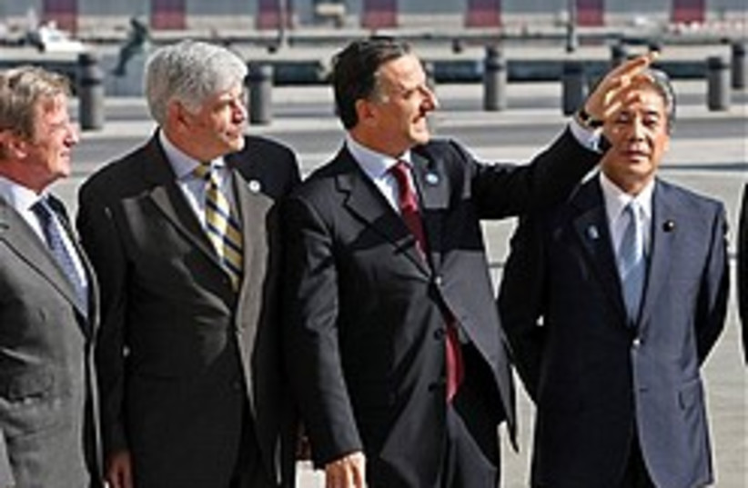 G8 foreign ministers 248.88 (photo credit: AP)