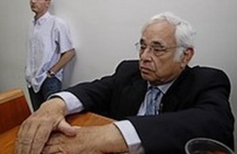 Talansky (photo credit: AP)