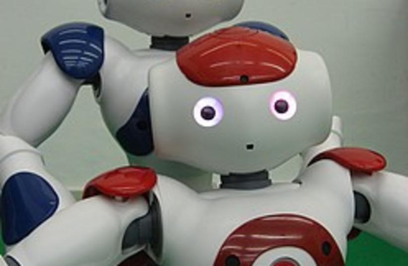 robots 248.88 (photo credit: Courtesy)