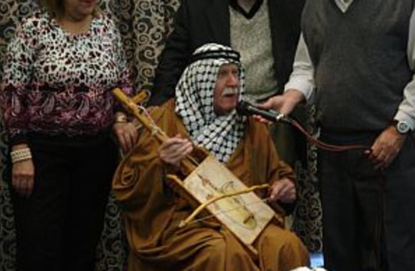 iraqi storyteller 298.88 (photo credit: Orly Halpern)