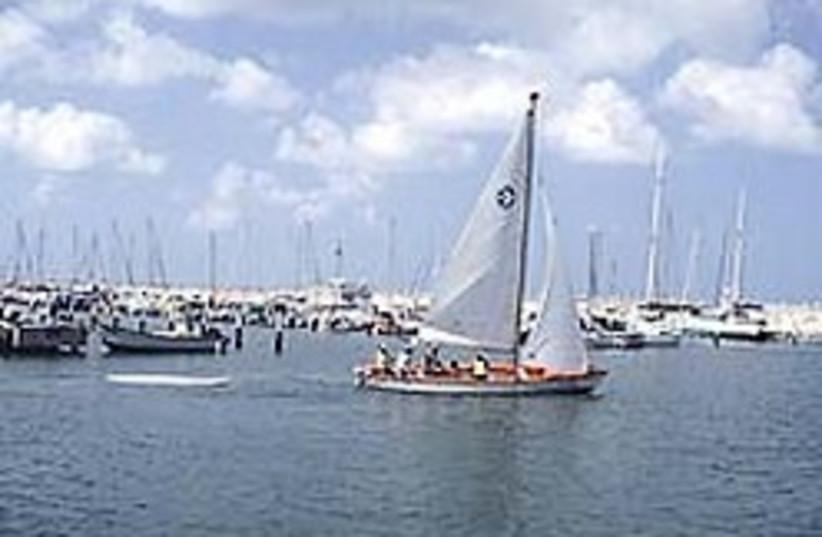 ashkelon marina 248 88 (photo credit: Orit Arfa)