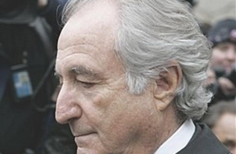 Madoff big nose 248.88 (photo credit: AP [file])