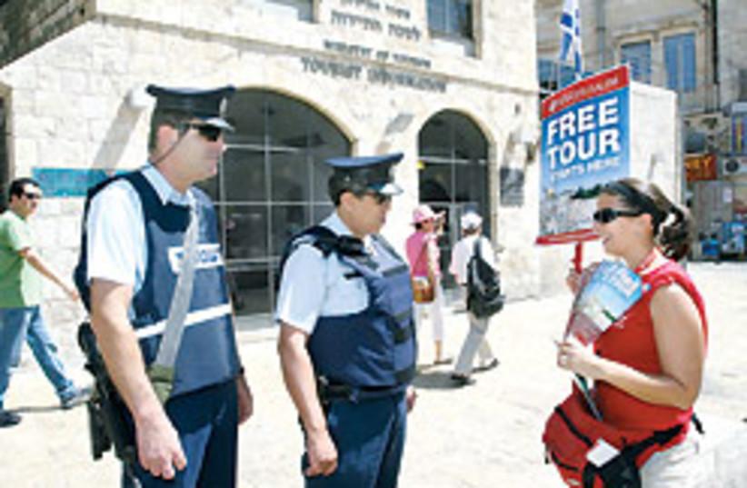 tourism police 88 248 (photo credit: Ariel Jerozolimski)