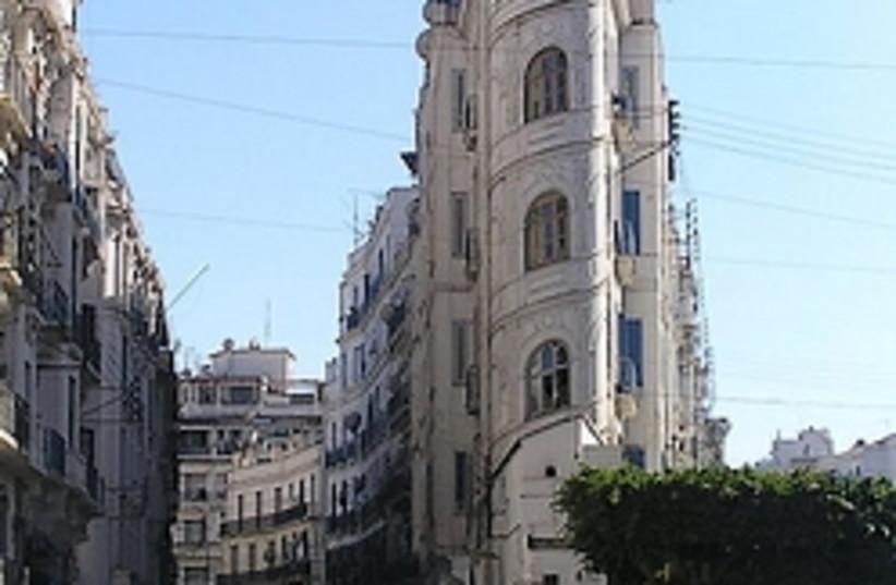 algiers 248.88 (photo credit: Courtesy)
