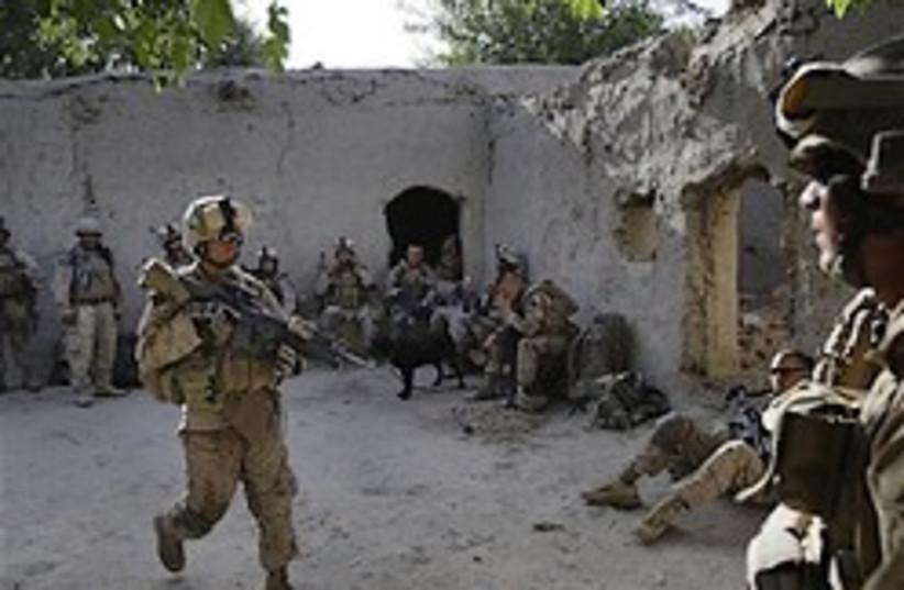 US Army Afghanistan 248.88 (photo credit: AP)