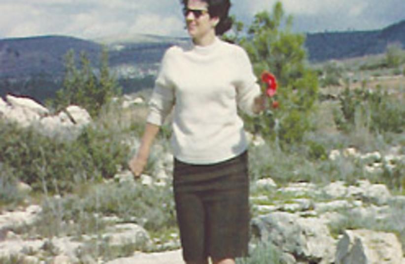 Leah Rabin 88 248 (photo credit: Courtesy)