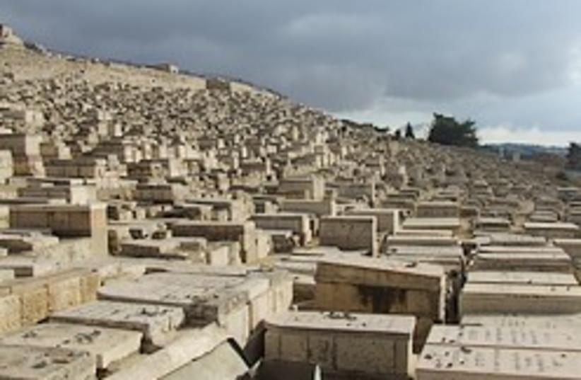 jewish cemetery generic 248.88 (photo credit: Courtesy)