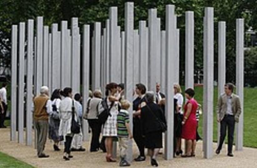 UK terror attacks memorial 248.88 (photo credit: AP)