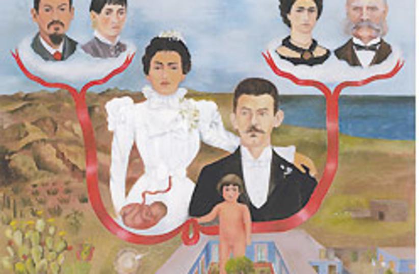 Frida Kahlo painting 88 248 (photo credit: Courtesy)
