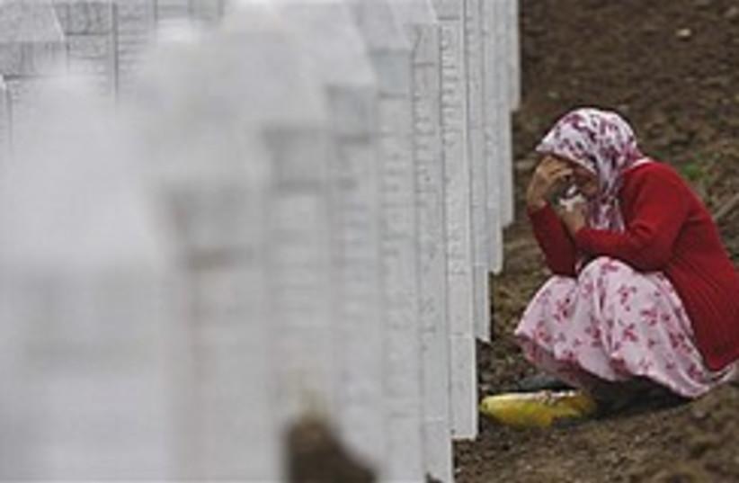 Srebrenica graves 248.88 (photo credit: AP)