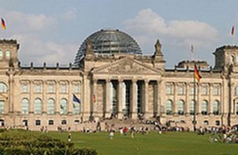German Parliament building 248.88 (photo credit: Courtesy of Daniel Schwen)