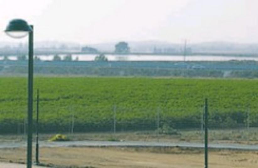 Yad Binyamin sewage 248.88 (photo credit: Courtesy)