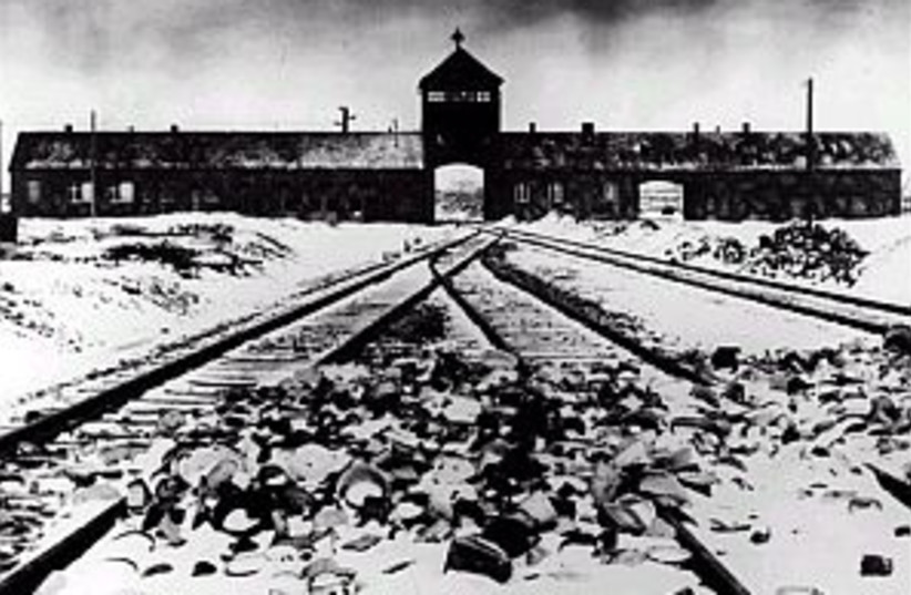 holocaust 298.88 (photo credit: AP)