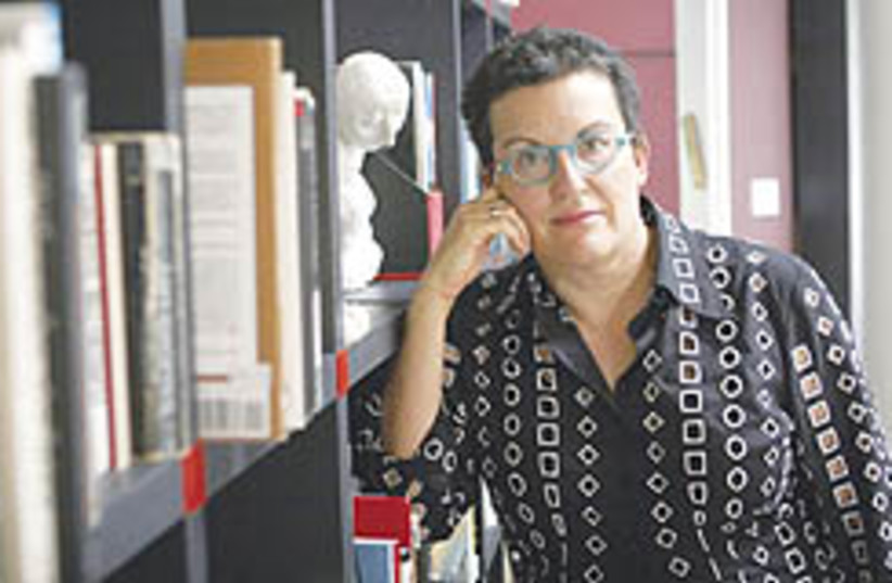 susan weiss 248 (photo credit: Courtesy)