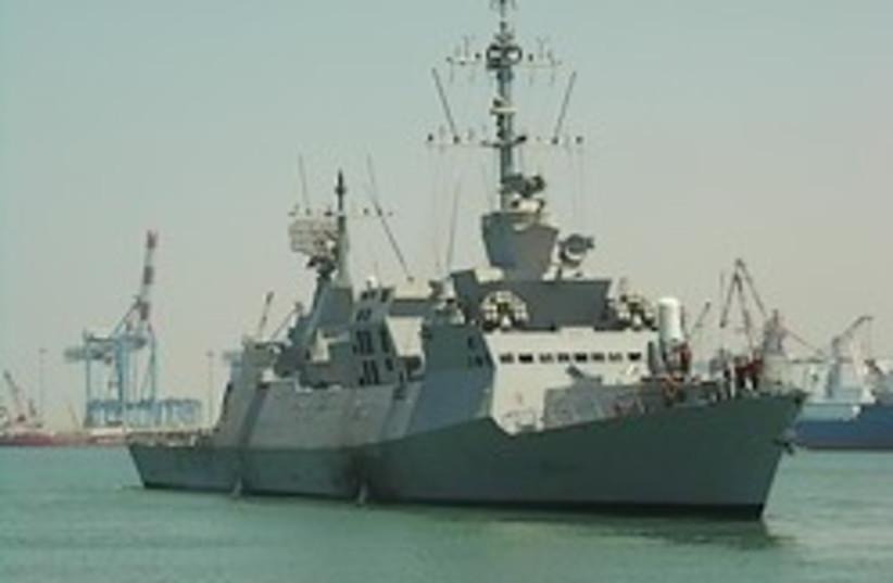 navy ship hanit 248.88 (photo credit: IDF)