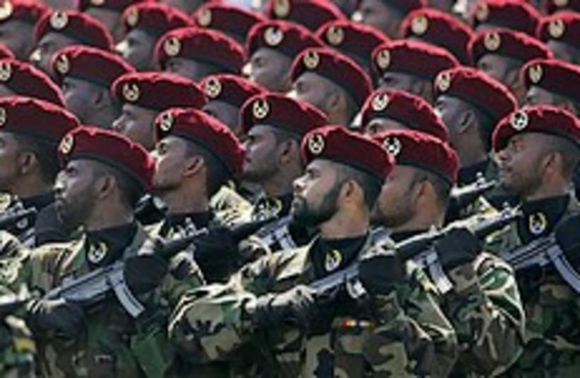 sri lanka army  (photo credit: AP)