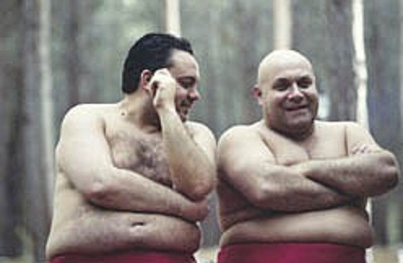 fat guys 248.88 (photo credit: Courtesy)