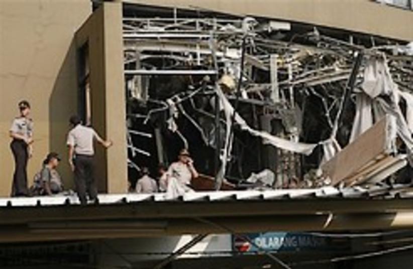 indonesia jakarta terror attack 248 88 (photo credit: )