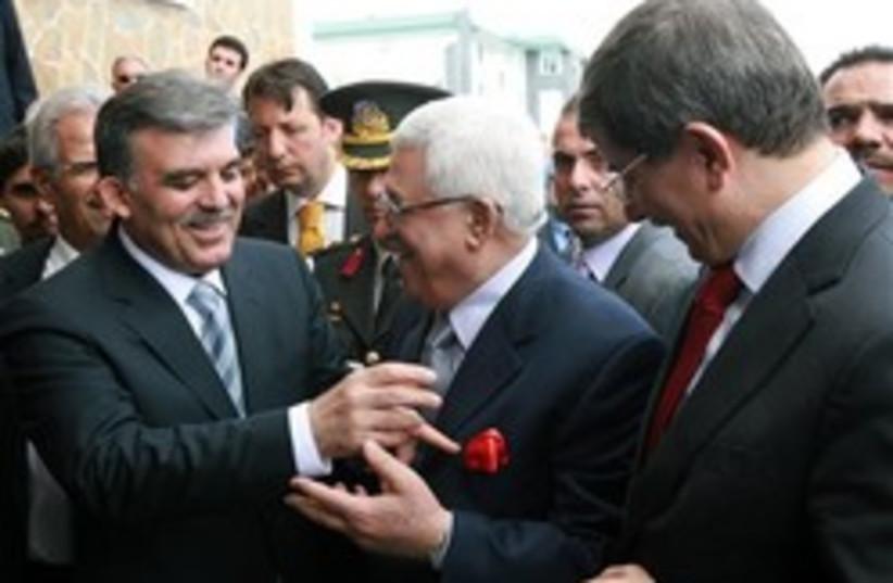 gul abbas exchange vows 248.88 (photo credit: AP)