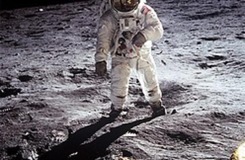 moon landing space 248.88 (photo credit: )