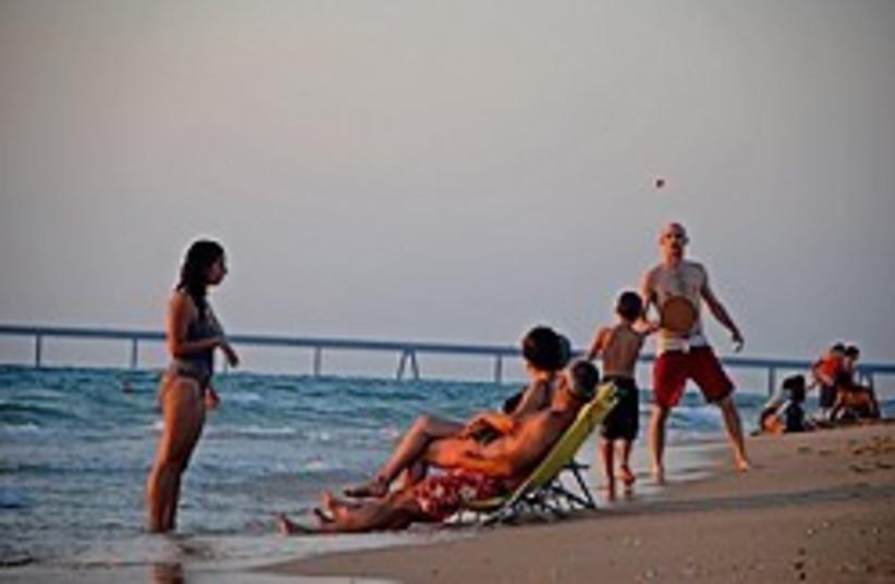 zkim beach green 248 88 (photo credit: Courtesy)