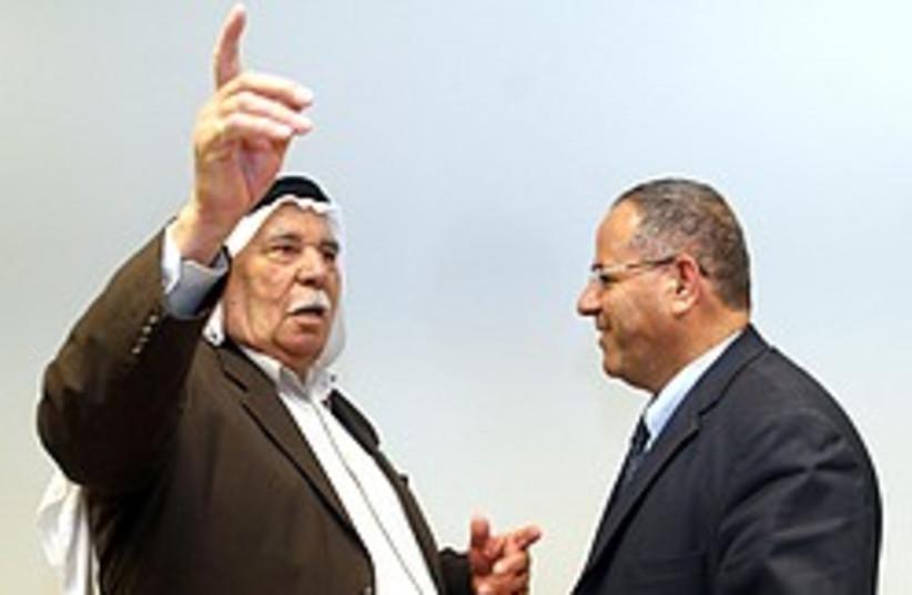 ghajar mukhtar Abu Hasan El Hatib 248.88 (photo credit: Ariel Jerozolimksi)