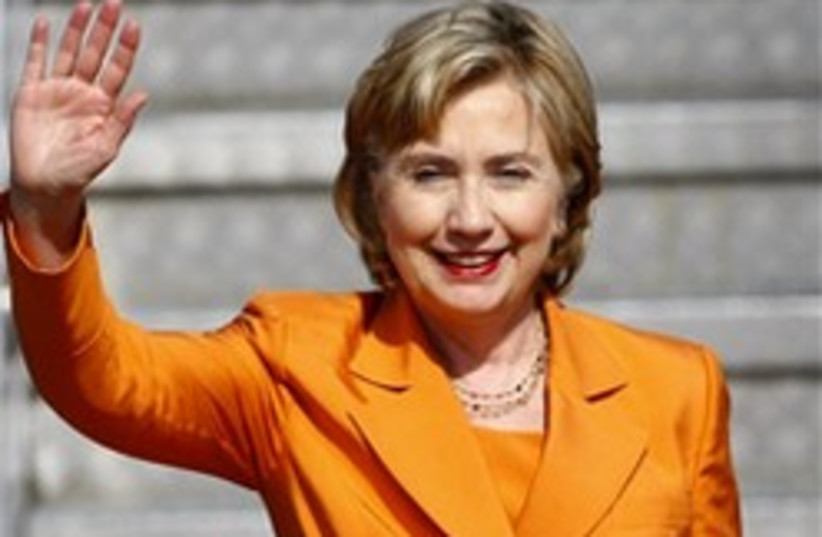 Clinton in Thailand 248 88 (photo credit: AP)