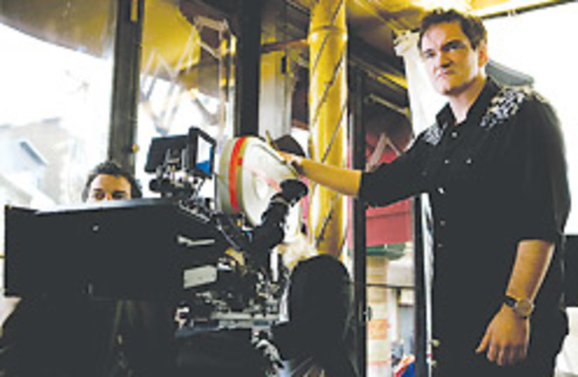 Quentin Tarantino 88 248 (photo credit: Courtesy)