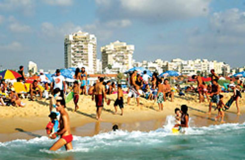beach great 88 248 (photo credit: Ariel Jerozolimski)