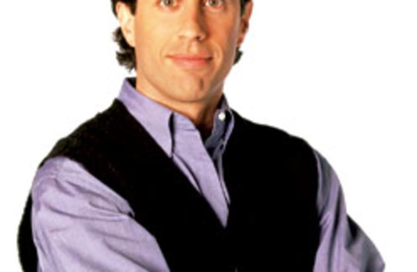 Jerry Seinfeld 88 248 (photo credit: Courtesy)